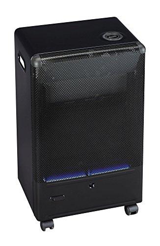 Tepro Gasheizgerät Blue Flame, 4,2 kW, schwarz