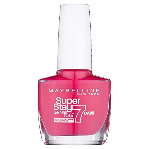 Maybelline Superstay 7 Tage Gel 190 pink Volt Nagellack 10 ml
