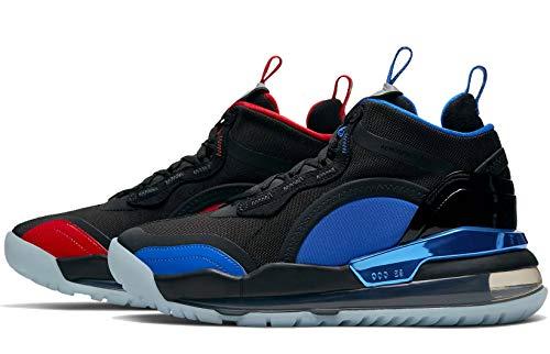 Nike Hombres Jordan Aerospace 720 QS - CV8453 001 - Negro Reflect Plata, color Negro, talla 44 EU