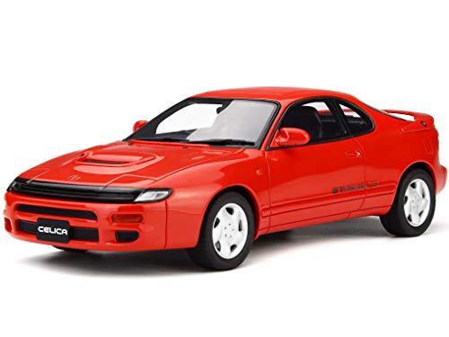 Otto Toyota Celica GT Four ST185 1985 super rot Modellauto OT299 1:18