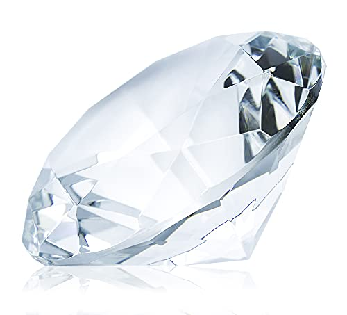 Joia de Cristal Tipo Diamante Foto Unha Gel Decoração Grande
