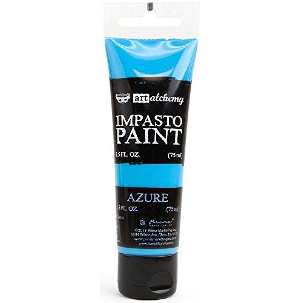 Prima Marketing Art Alchemy - Impasto Paint - Azure