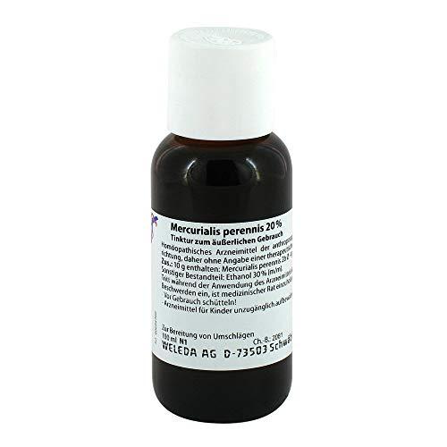 MERCURIALIS PERENNIS 20% Tinktur 100 ml