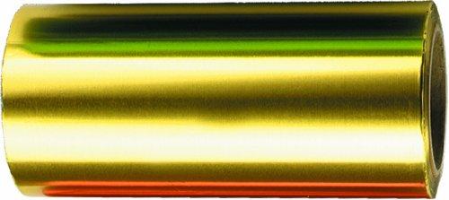 Fripac-Medis Papel de aluminio, 12 cm x 50 m, color oro