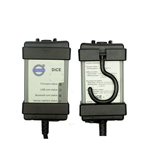 Hottest Full Chip For Volvo Vida Dice 2014D Diagnostic Tool Multi-Language For Volvo Dice Pro Vida Dice Green Board