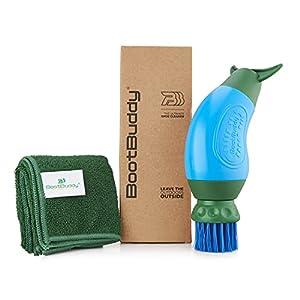 The Boot Buddy - Die einfache und effiziente Möglichkeit, Ihre matschigen Stiefel, Schuhe und andere Outdoor-Ausrüstung zu reinigen. Reinigt Fußball, Rugby, Wanderschuhe, Golfschuhe, Gummistiefel und