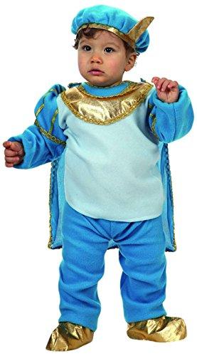Déguisement de petit prince bébé - 0-6 mois