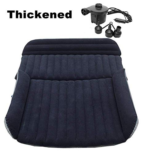 Berocia SUV Materasso gonfiabile da auto airbed all'aria aperta campeggio Materasso ad aria da casa divano gonfiabile necessaire da kit viaggio