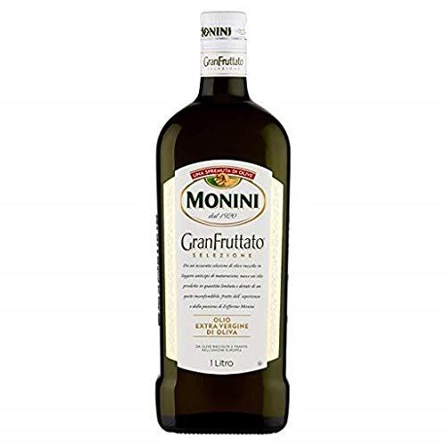 Monini Granfruttato Extra Vergin Italian Olive Oil 1l