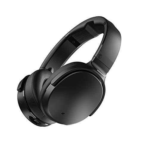 Skullcandy Venue Active Auriculares con cancelación de ruido, Bluetooth Inalámbricos, Tecnología Tile integrada, Batería de Carga Rápida con 24 Horas de Duración, Materiales de Calidad Premium, Negro