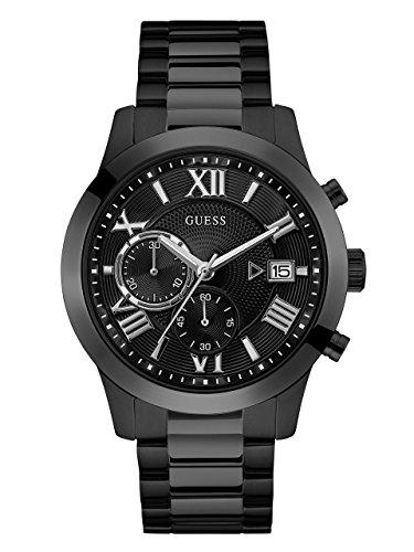 Guess Homme Uhr Analogique Quartz mit Acier Armband W0668G5
