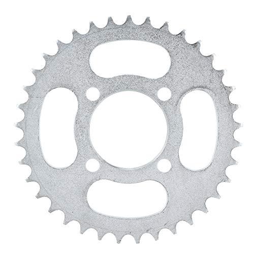 Qiilu 37 Zähne 428 Kettenrad Kettenrad Teile für Pit Trail Quad Dirt Bike ATV 110 125CC