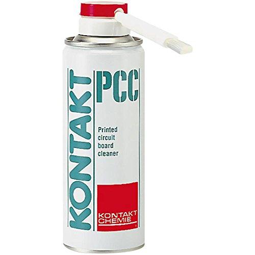 KONTAKT 84013-AF CRC 84013-AF-KONTAKT PCC Limpiador de restos de soldadura 400 ml, Negro