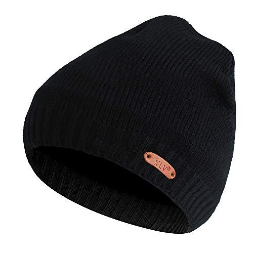 YWLINK Street Classics Unisex Retro Winter Beanie Baseball Caps Warm Stricken SchäDel Slouchy Hut Herren Damen