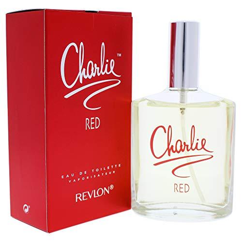 Revlon Charlie Red femme/woman, Eau de Toilette, Vaporisateur/Spray, 100 ml