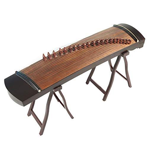 GuanXiao Chinesisches klassisches nationales Musikinstrument kleine Guzheng-Anfänger-Praxiskinder Mini-Zither-Berufsleistung