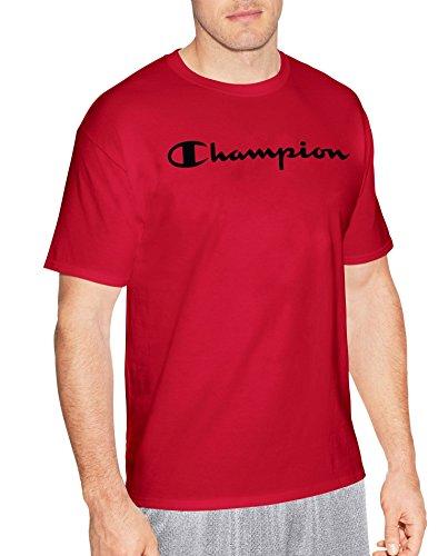 Champion Unisex adulto mensT0223Classic Jersey camiseta manga corta camisa