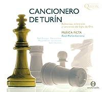 トリノの歌集 ~セルバンテス時代のヴィリャンシーコとカンシオネ、ロマンセ