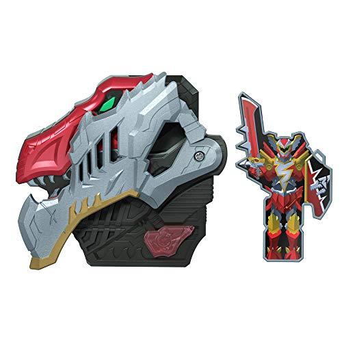 Power Rangers Morfador Eletrônico com Luzes e Sons, Para crianças a partir de 5 anos - Dino Fury - F0297 - Hasbro