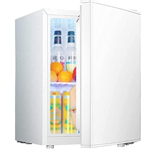 Angelay-Tian Mini refrigerador portátil de sobremesa 48L Mini refrigerador para hogares, oficinas y dormitorios