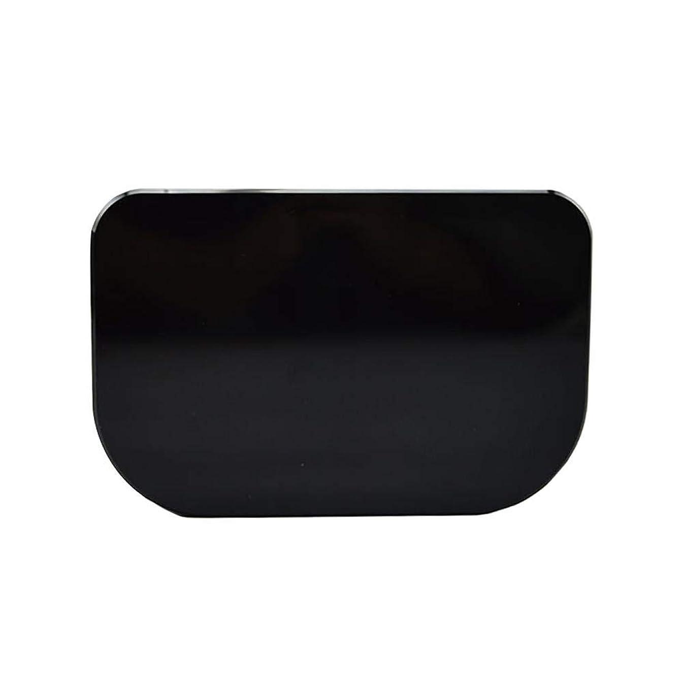 最初勧めるライセンス睫毛収納ボックス つけまつげ収納ボックス 3ペア収納可能 ミラー付き 丈夫 衛生 軽量 ミニ 持ち運び便利 hjuns-Wu