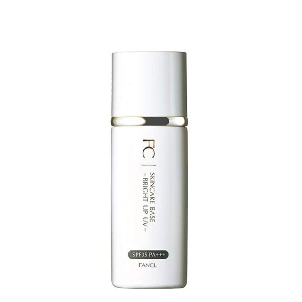 Fancl Skin 爆買いセール care Based Bright Up UV 返品送料無料 Se Green SPF25EPA++ Tea 24mL