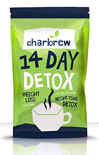Detox Tea 14 day (Té de desintoxicación 14 noches)
