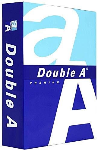 10 Risme Papier A5 80 g 500 Blatt weißes Papier Fotokopien Drucker 14,8 x 21 cm Rezepte - 5000 Doppelblätter A