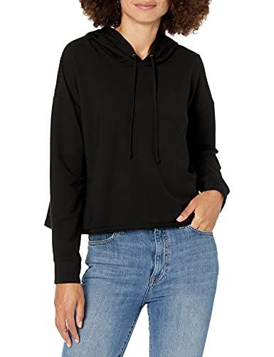 The Drop Women's Isabella Long-Sleeve Supersoft Stretch Hoodie