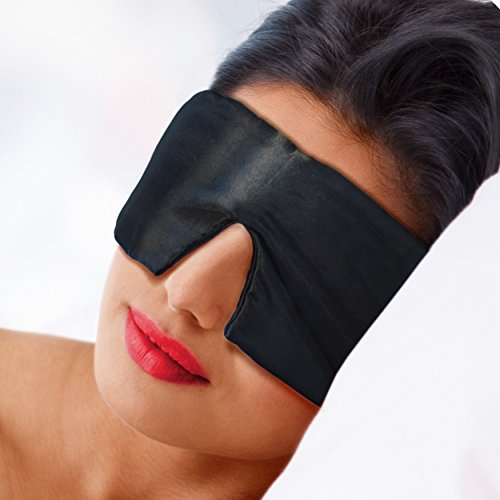 Preisvergleich Produktbild Schlafmaske mit Siebenschläfer-Effekt - Für tiefen Schlaf und optimale Erholung