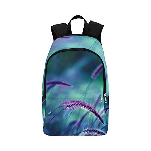 WUTMVING Natural Nature Indian Casual Daypack Travel Bag College School Backpack for Mens and Women