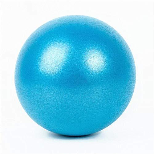 Bola De Ejercicio,Balón de Yoga a Prueba de explosiones de 25cm para Entrenamiento en el hogar,Bola para Pilates, Yoga, Fitness, Embarazo Y Sentarse.