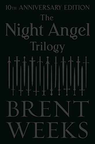 The Night Angel Trilogy: 10th Anniversary Edition