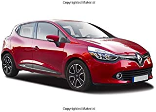 Renault Clio: 120 pages with 20 lines you can use as a journal or a notebook .8.25 by 6 inches