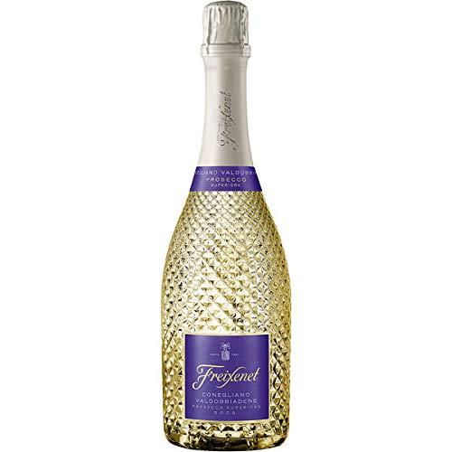 1 Flasche Freixenet Conegliano Valdobbiadene Prosecco Superiore D.O.C.G a 750ml extra dry 11% Vol.