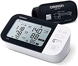 Omron M500 Intelli IT (neu 2020) Oberarm Blutdruckmessgerät, IntelliWrap Manschette..