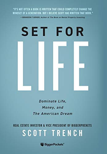 Set for Life: Dominate Life, Money, and the American Dream (Financial Freedom (1))