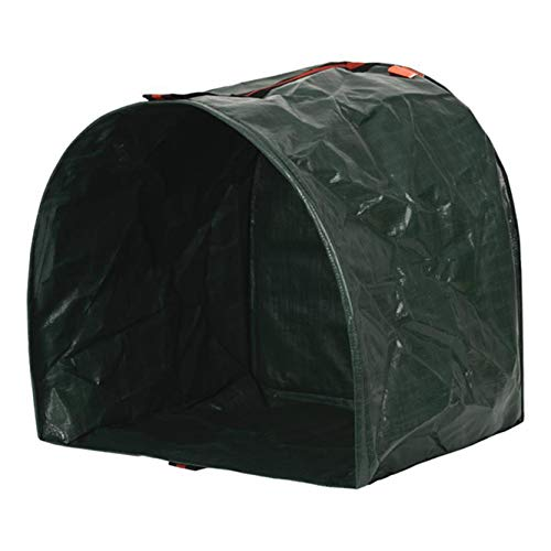 Noor Loofzak Premium 120L Ø 50x50 cm I scheurvaste tuinafvalzak extra robuust I zelfstaande & duurzame tuinzak I Professioneel tuingereedschap - eenvoudige bediening