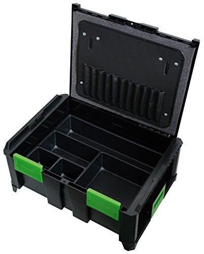 Haupa 220622 Werkzeugkoffer/-tasche leer