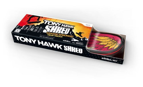 Tony Hawk: Shred (inkl. Skateboard-Controller)