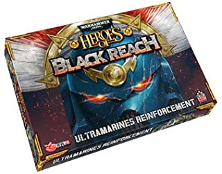 Warhammer 40k Heroes of Black Reach Ultramarine Reinforcements