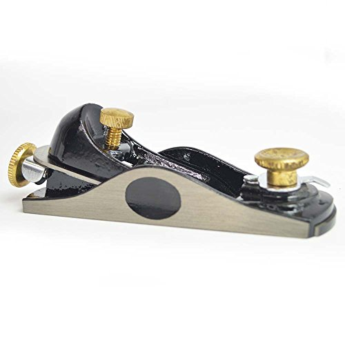 Big Horn 19317 Contractor Grade Adjustable Block Plane