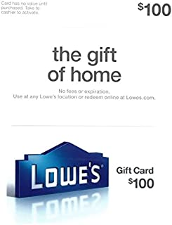 lowes card