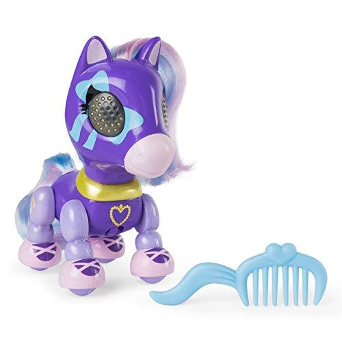 Zoomer Zupps Pretty Ponies - Lilac
