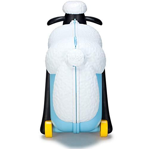 Shaun das Schaf Kinderkoffer (Blau) - 3