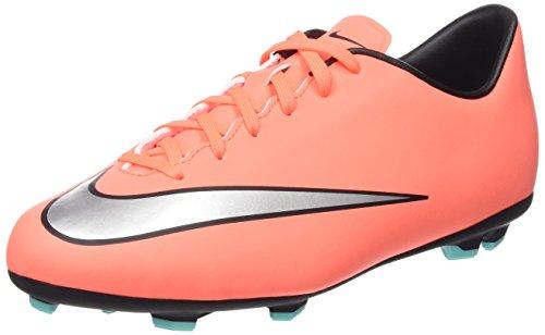 Nike Jungen Mercurial Victory Fußballschuhe, Orange (Orange 803), 37 EU