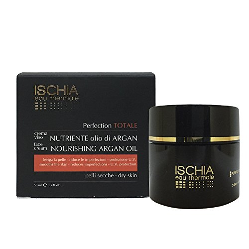 Ischia Eau Thermale Perfection Totale Crema Viso Nutriente Olio Di Argan 50 ml