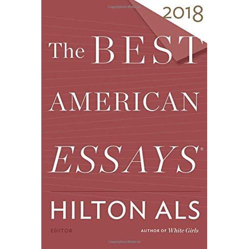 Best Essays Amazoncom Best American Essays  The Best American Series