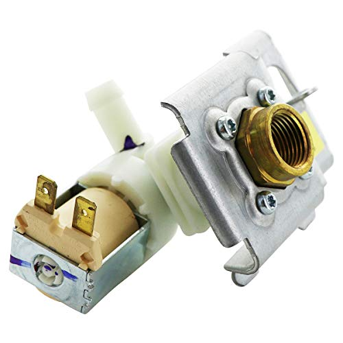 Price comparison product image Kitchen Basics 101: 8531671 8528931 Dishwasher Water Inlet Valve Replacement for Kenmore Whirlpool