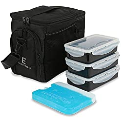 top rated Evolving Meal Preparation Insulated Breakfast Bag Cooler Bag The patented breakfast bag includes potion controls … 2021